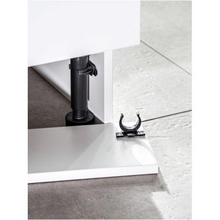 Plinthe de cuisine 180 cm - Décor Noyer blanchi
