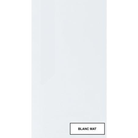 Plan de travail Blanc - Longueur 184 cm