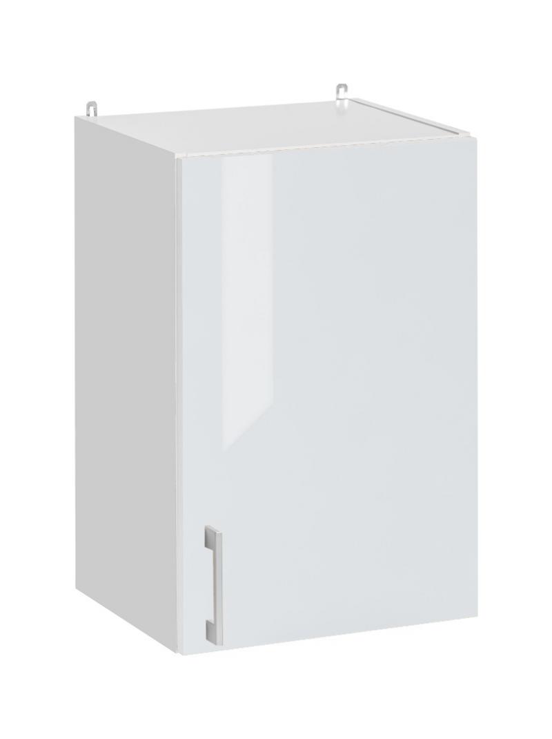 Meuble haut de cuisine 100 cm, 10 porte - ECO Blanc  Cuisineandcie