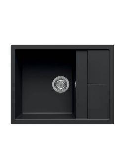 Evier sous-meuble 50 cm - MAESTOSO Granit