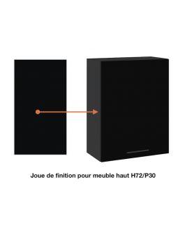 Panneau de finition pour meuble haut - H72/L32 cm