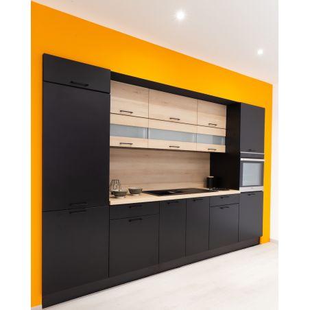 Colonne de cuisine pour micro-onde et four encastrable - 2 portes, L 60 cm