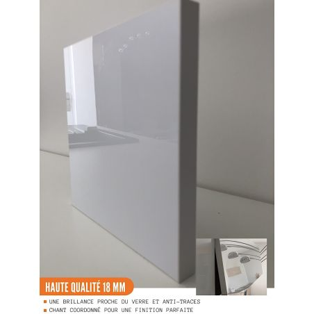 Panneau de finition pour meuble haut - H72/L32