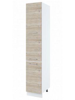 Colonne de cuisine - 3 portes, L 40 cm