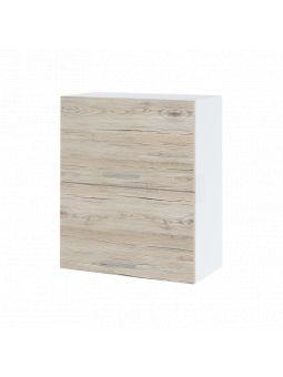 Meuble haut de cuisine - 2 portes relevables, L 60 cm