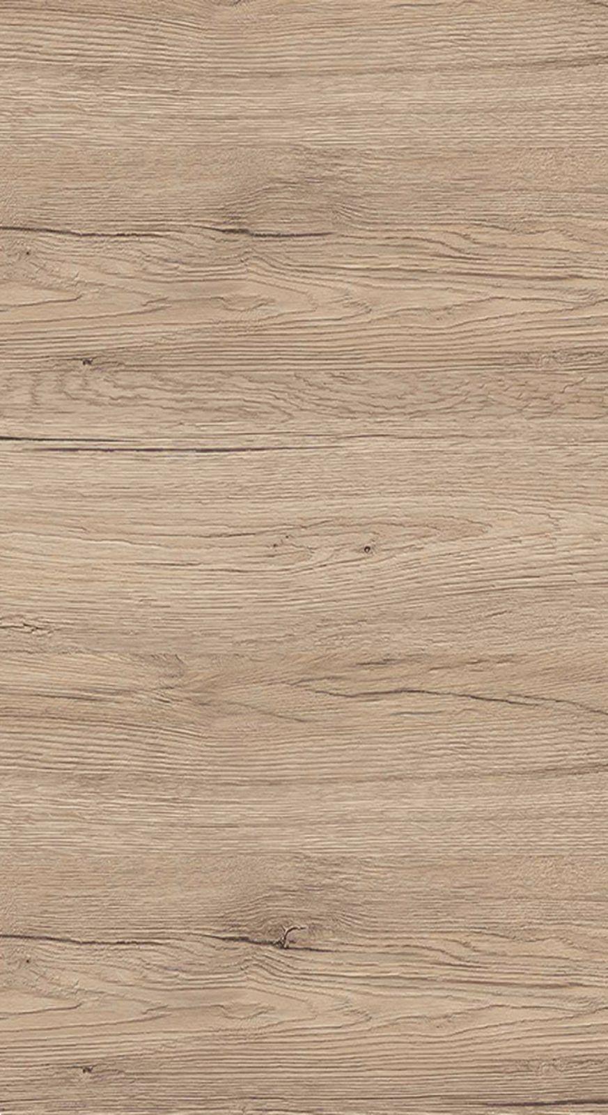 Façade meuble de cuisine chêne naturel.